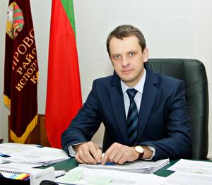 Председатель Кировского райисполкома