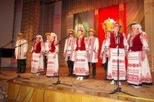 Народный ансамбль народной песни ,Мілавіца, Мышковичского СДК