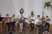 Детский духовой оркестр Кировской детской школы искусств