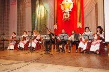 Оркерстр народных инструментов Кировской детской школы искусств